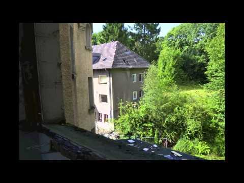 UrbEx: Verlassene Klinik im Bergischen Land