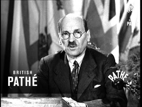 Pathe Election Forum Aka General Election (1945)