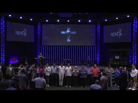 2019-09-08 NewLife Church: 11AM Service   Live!