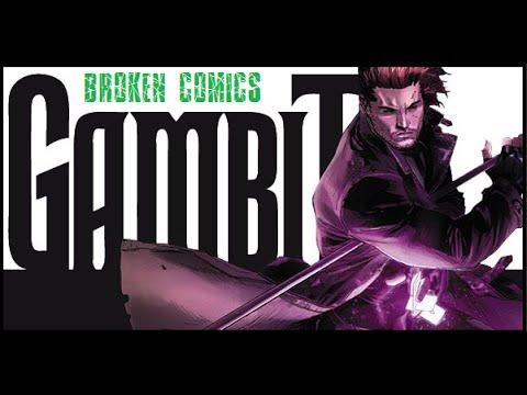 Broken Comics - Gambit 2012 Review