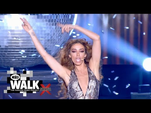 Ελένη Φουρέιρα - Gigi in Paradisco | MadWalk 2018 by Serkova