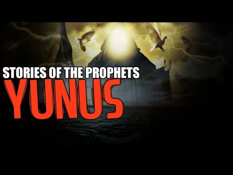 Prophet Yunus AS [Eaten By The Whale]
