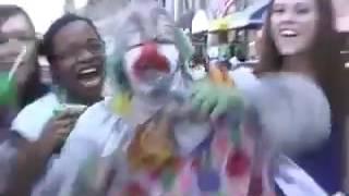 St Patrick Day mayhem