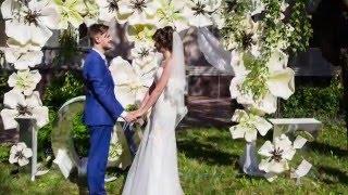 Свадебная мастерская Алины Тарановой декор 2015
