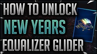 How to Unlock *NEW* Equalizer Glider (New Years) - 14 days of fortnite christmas challenges rewards