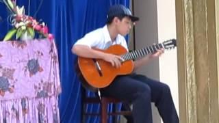 [20/11/2012] Guitar Solo - Haru Haru