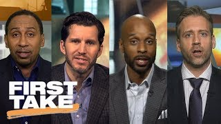 First Take reacts to Malcolm Jenkins no longer protesting after NFL pledge | First Take | ESPN