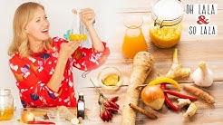 Natürliches Antibiotikum * wirkt kräftig * Immunsystem stärken * so bleibst du gesund * Rezept