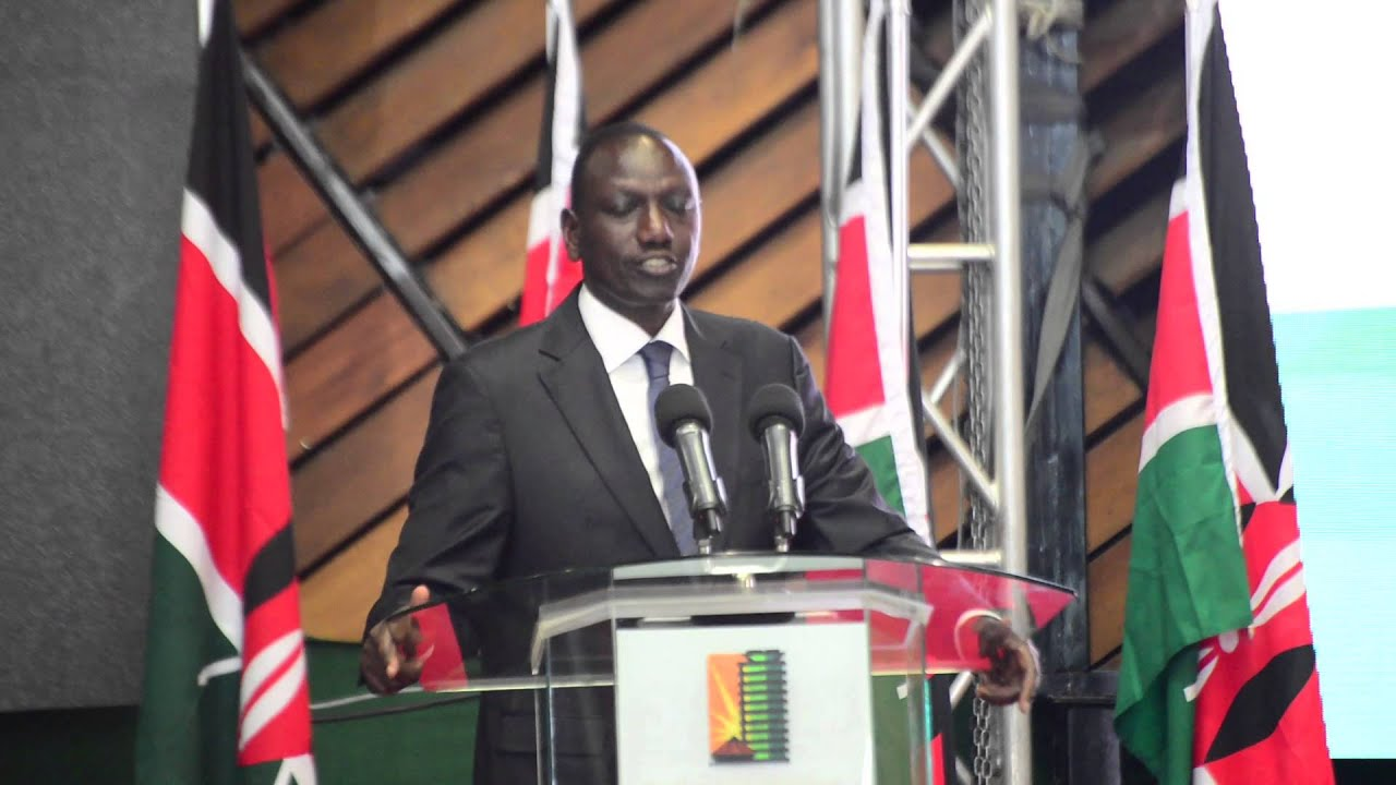Download Ruto optimistic of tourism growth in Africa