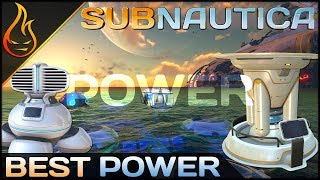 Best Power Options For Your Base 5 Min Subnautica