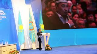 Скандал на отчетной встрече акима Астаны с населением