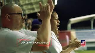 Resumen de la Liga de Fútbol Femenino 2018