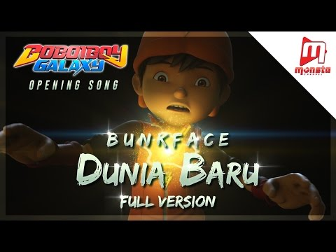 BoBoiBoy Galaxy Opening Song