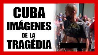 LLAMAMIENTO al EJÉRCITO CUBANO (imágenes duras)