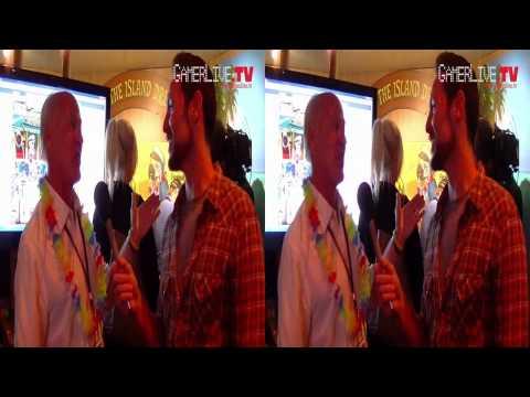 E3 Legendary Director & Producer Frank Marshall Talks Jimmy Buffett's Margaritaville Video Game [3D]