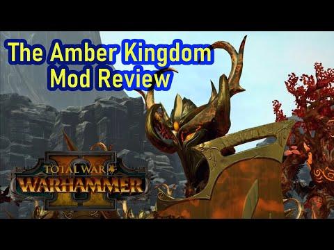 A Chaos Wood Elves Mod? – Total War Warhammer 2 – The Amber Kingdom Mod Review
