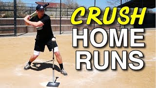 CRUSH MORE HOME RUNS With These 3 Hitting Tips