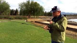 Beginner Fly Fishing Rod - Leland Rod Co Sonoma Trout
