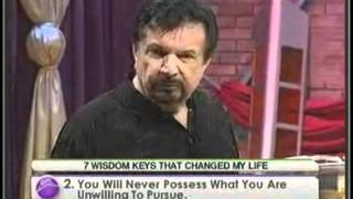 SOUTHBEND, INDIANA - MAY 01 2012 - 7 WISDOM KEYS THAT CHANGED MY LIFE