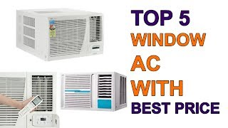 Top 5 Window Air Conditioners with best price offer 2018
