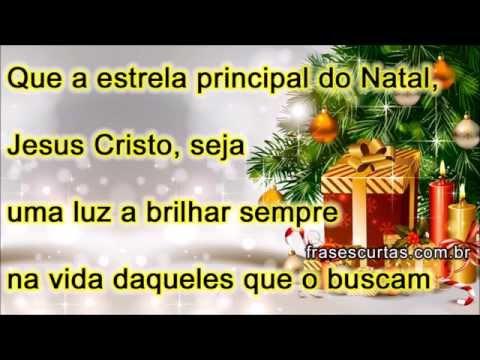 Mensagem Especial De Natal