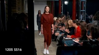 1205 SS16 at London Fashion Week