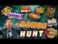 Bonus Hunt Results 11/01/19 - 17 Slot Fe
