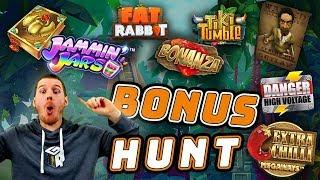 Bonus Hunt Results 11/01/19 - 17 Slot Features!