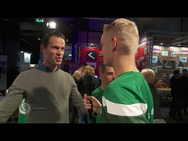 Bas Nijhuis bij promotiedagen: 'Zag jij het meteen?'