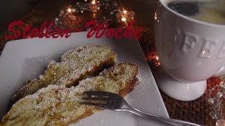 Knusper-Stollen mit Mandelkrokant | Special Week | Vorweihnachtszeit | Rezept