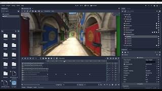 Cinema Mode for Godot