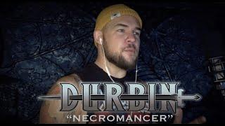 "Durbin – ""Necromancer"" – One Take Vocal Performance | @James Durbin Official"