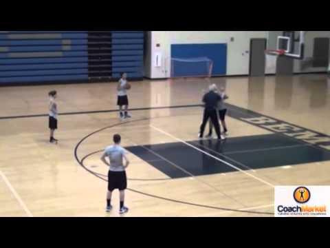 Zone offense  Jerry Krause Movements  ( www.coachmarket.net)
