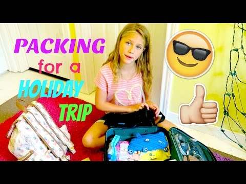 Travelling Tips and Ideas Packing for a Holiday Road Trip | Annie & Hope JazzyGirlStuff