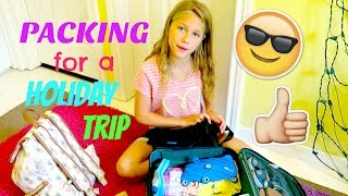 Travelling Tips and Ideas Packing for a Holiday Road Trip | Annie & Hope best friends