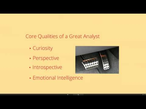 4 Qualities of Great Credit Analyst