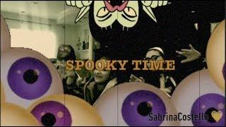 Spooky Time Extravaganza | Sabrina Costello