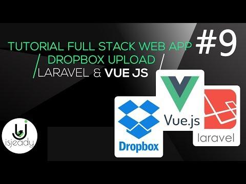 9-Tutorial Full App - Laravel,Vue Js,DropBox - Componente di Upload - Struttura thumbnail