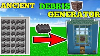 HOW TO MAKE ANCIENT DEBRIS GENERATOR | UNLIMITED ANCIENT DEBRIS | LORDN GAMING