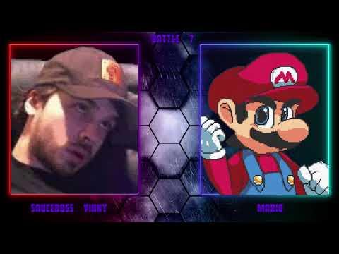 Sauceboss Vinny arcade run