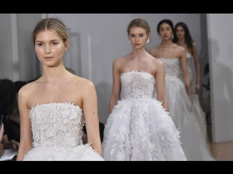 Oscar de la Renta | Full Show | Bridal Fashion Week | Spring/Summer 2018