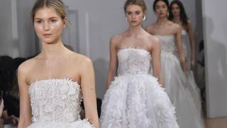 Oscar de la Renta | Full Show | Bridal Fashion Week | Spring/Summer 2018