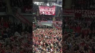 Jahreshauptversammlung FC Bayern München 25.11.2016 - Rede von Uli Hoeneß vor der Präsidenten-Wahl