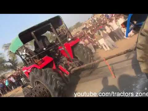 Open whieght tractor tochan ||ACE vs massey 9500 ||