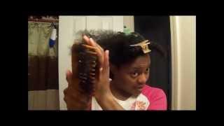 Twist n curl on Natural Hair Thumbnail