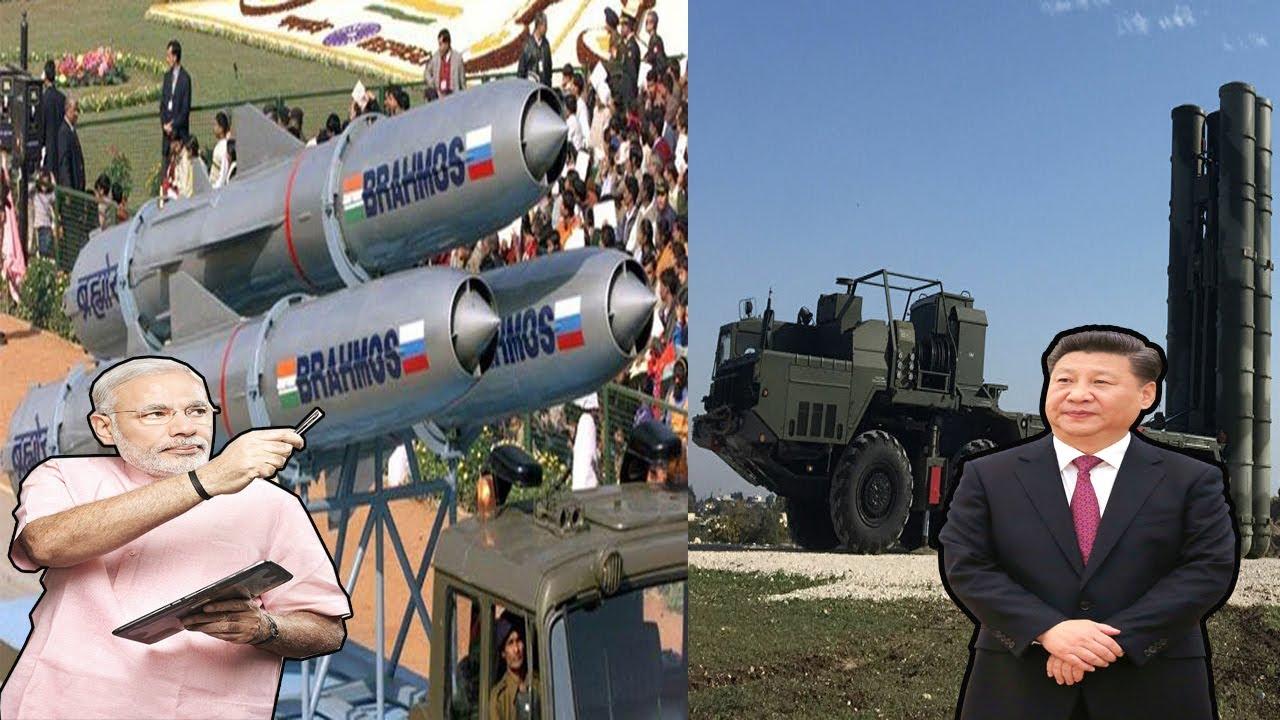 Chin का S400 Missile भारत के बाहुबली ब्रह्मोस को रोक सकती है ? Chinese S400 vs Indian brahmos