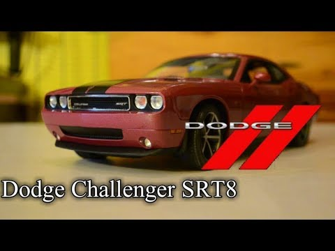 Dodge Challenger SRT8 Review || Diecast Model || Super Toy Cars By Nawab Saab Official