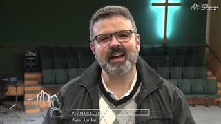 ATITUDE DECISIVA - Diário de um Pastor - Reverendo Marcelo Pinheiro   Salmo 34:1 - 28/07/2021