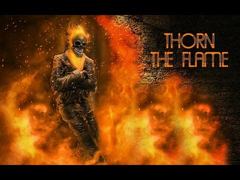 Ghost Rider- The Flame -Rod Rossi (Thorn)