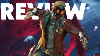 Marvel's Guardians of the Galaxy Review - A Flarkin' Good Time